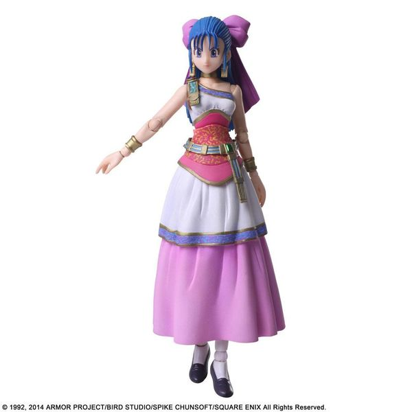 Figura Nera Limited Dragon Quest V The Hand of the Heavenly Bride Bring Arts
