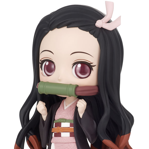 Nezuko Kamado Ver II Figure Kimetsu No Yaiba Q Posket Ver A