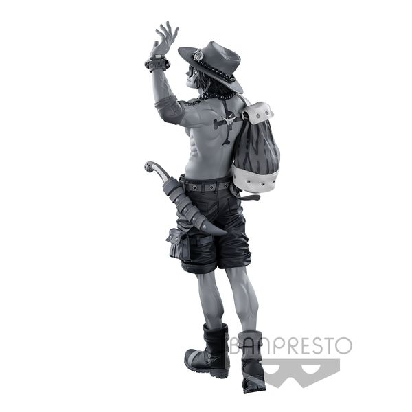 Figura Portgas D Ace One Piece BWFC Super Master Stars Piece The Tones