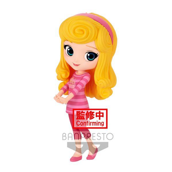 Princesa Aurora Avatar Style Figure La Bella Durmiente Disney Q Posket