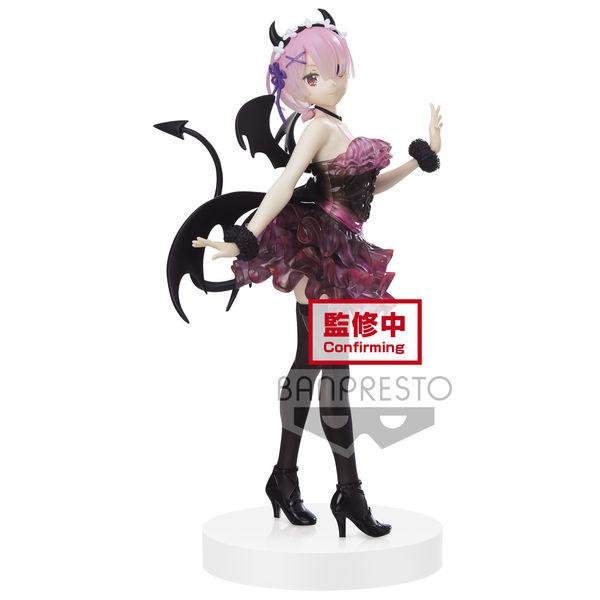 Ram Figure Re:Zero Espresto Clear & Dressy