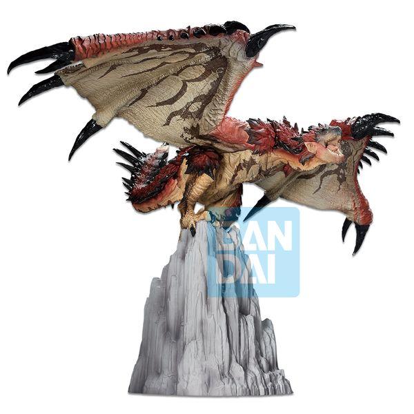 Rathalos Figure Monster Hunter Ichibansho