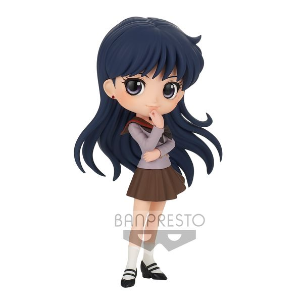 Rei Hino Figure Pretty Guardian Sailor Moon Eternal The Movie Q Posket