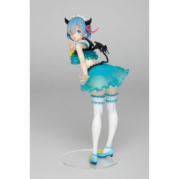 Rem Pretty Devil Figure Re:Zero Precious