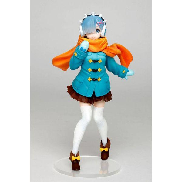 Rem Winter Clothes Figure Re:Zero
