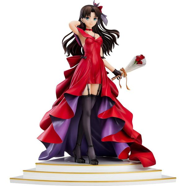 Rin Tohsaka 15th Celebration Dress Figure Fate Stay Night