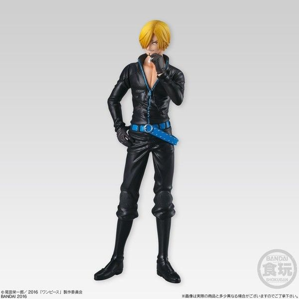 Figura Sanji One Piece Styling Film Gold Series 1