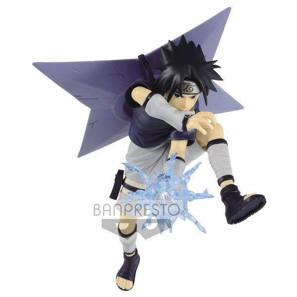 Figura Sasuke Uchiha Naruto Vibration Stars
