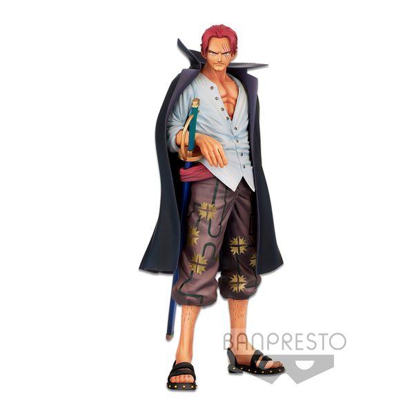 Shanks Figure One Piece Chronicle Master Stars Piece
