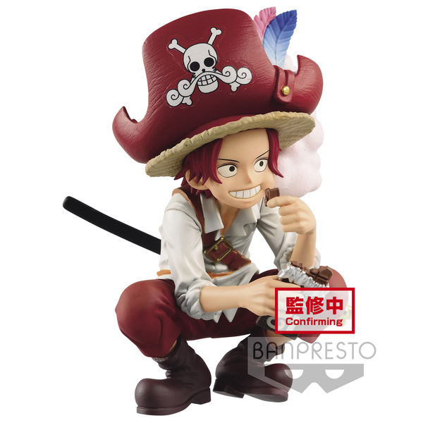Figura Shanks One Piece DXF The Grandline Children Wanokuni Vol 1
