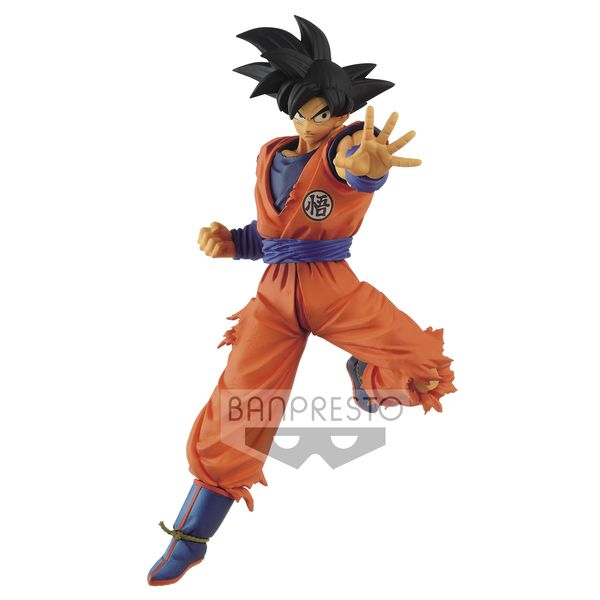 Son Goku Base Figure Dragon Ball Super Chosenshiretsuden II Vol 6