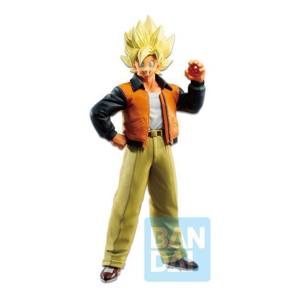 Figura Son Goku Dragon Ball Z Ichibansho Vs Omnibus Z