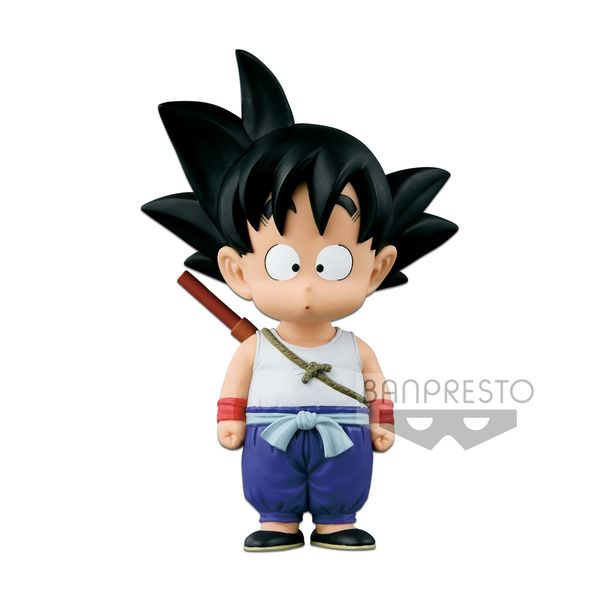 Son Goku Kid Figure Dragon Ball Collection