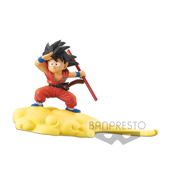 Figura Son Goku Kid & Flying Nimbus Dragon Ball