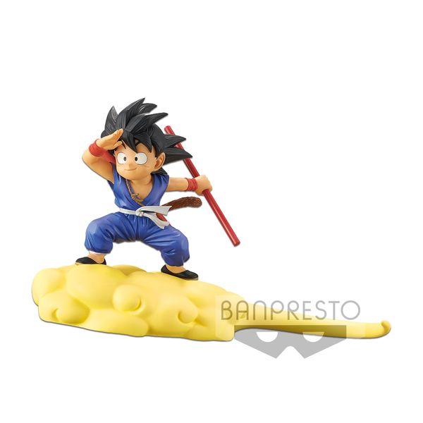 Son Goku Kid & Flying Nimbus V2 Figure Dragon Ball