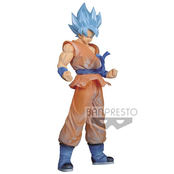Figura Son Goku SSGSS Dragon Ball Super Clearise