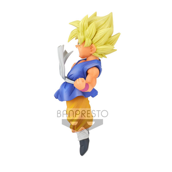 Son Goku SSJ Figure Dragon Ball GT Goku Fes Vol 16