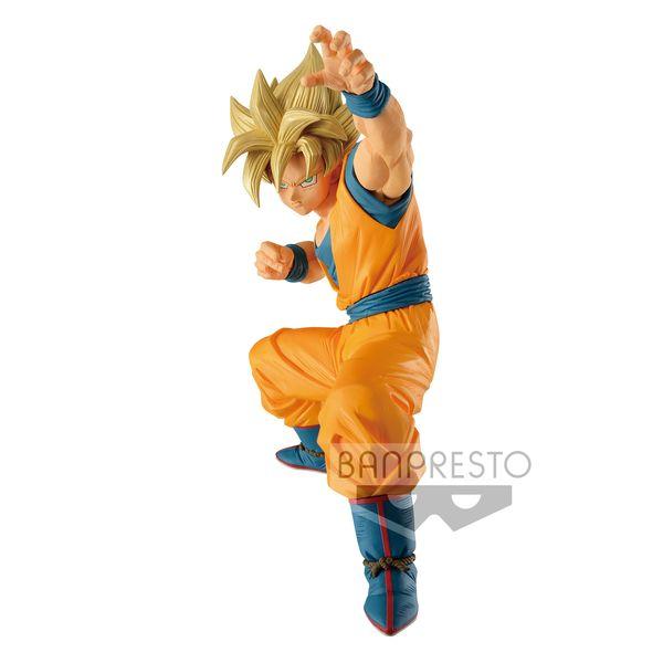 Son Goku SSJ Figure Dragon Ball Super Zenkai Solid Vol 1