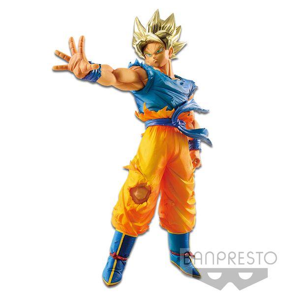 Figura Son Goku SSJ Dragon Ball Z Blood of Saiyans Special