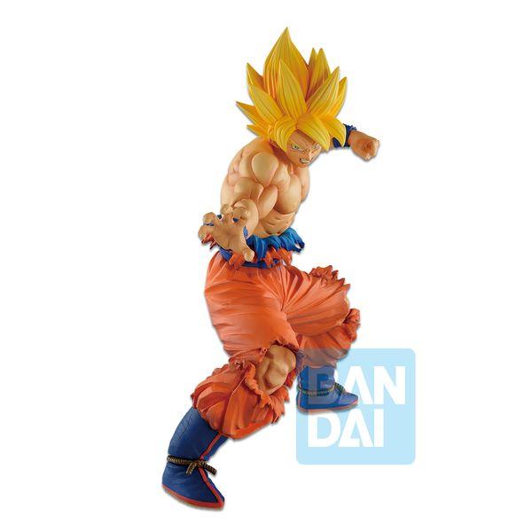 Son Goku SSJ Figure Dragon Ball Z Ichibansho Vs Omnibus Z