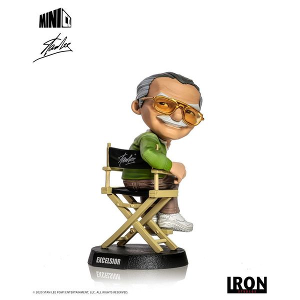 Stan Lee Marvel Comics Figure Mini Co