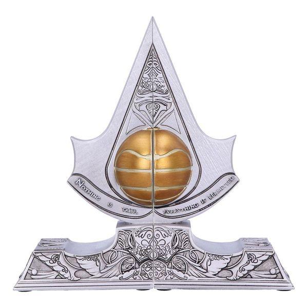 Figura Sujeta Libros Frutos del Eden Assassin's Creed