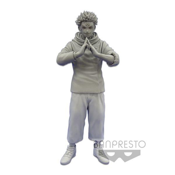 Figura Sukuna Jujutsu Kaisen Banpresto