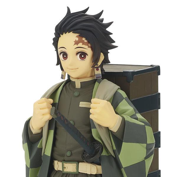 Figura Tanjiro Kamado Version B Sepia Color Kimetsu no Yaiba Kizuna no Sou Vol 19