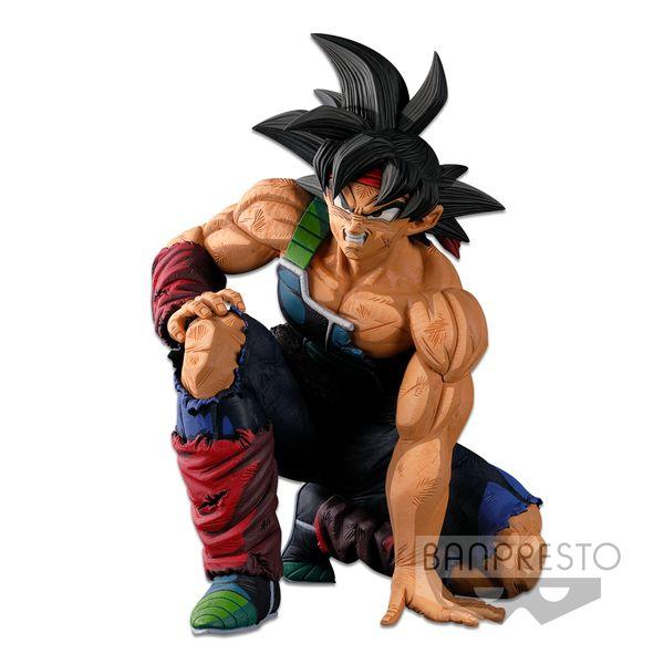 The Bardock Figure Dragon Ball Super BWFC Super Master Stars Peice Two Dimensions