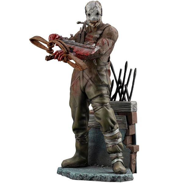 The Trapper Figure Dead by Daylight