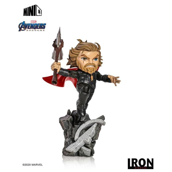 Figura Thor Los Vengadores Endgame Mini Co