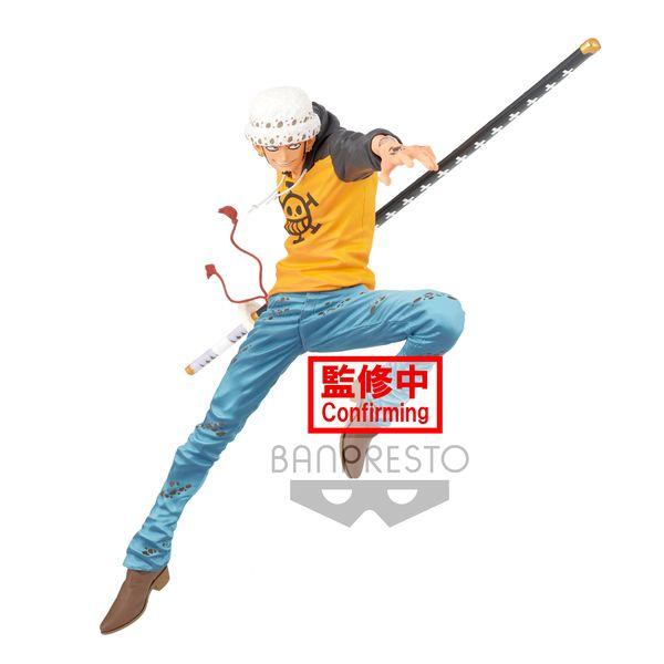 Trafalgar Law Figure One Piece Maximatic