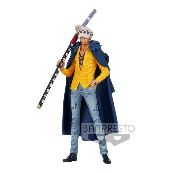 Figura Trafalgar Law One Piece The Grandline Men Wanokuni vol 14