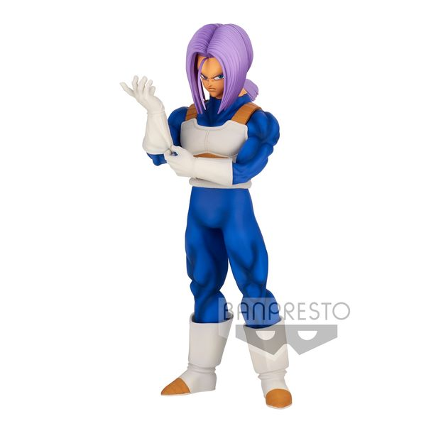 Trunks Base Figure Dragon Ball Z Solid Edge Works