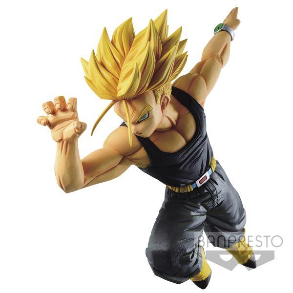 Figura Trunks SSJ Dragon Ball Z Match Makers