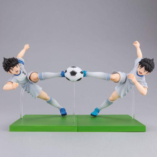 Tsubasa Ozora & Taro Mizaki Captain Tsubasa Imagination Figure Set