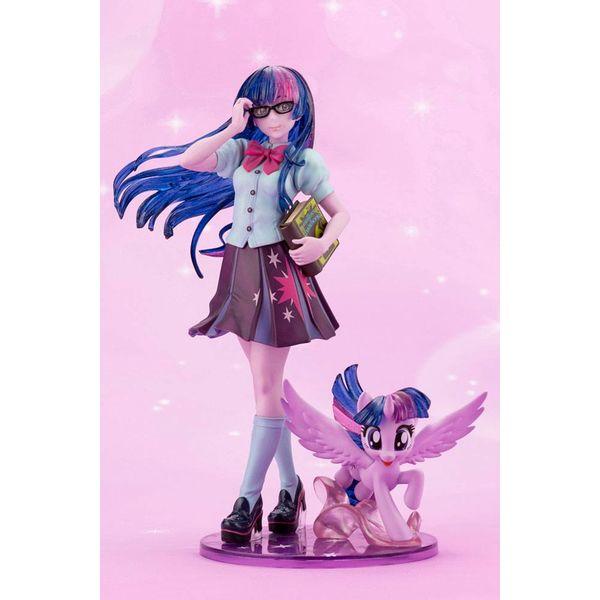 Figura Twilight Sparkle Edición Limitada My Little Pony Bishoujo