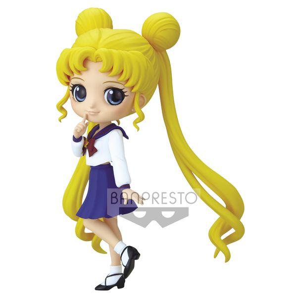 Figura Usagi Tsukino Pretty Guardian Sailor Moon Eternal The Movie Q Posket