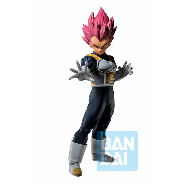 Figura Vegeta SSG Dragon Ball Super Ichibansho Back to the Film