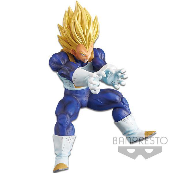 Figura Vegeta SSJ Final Flash Dragon Ball Z