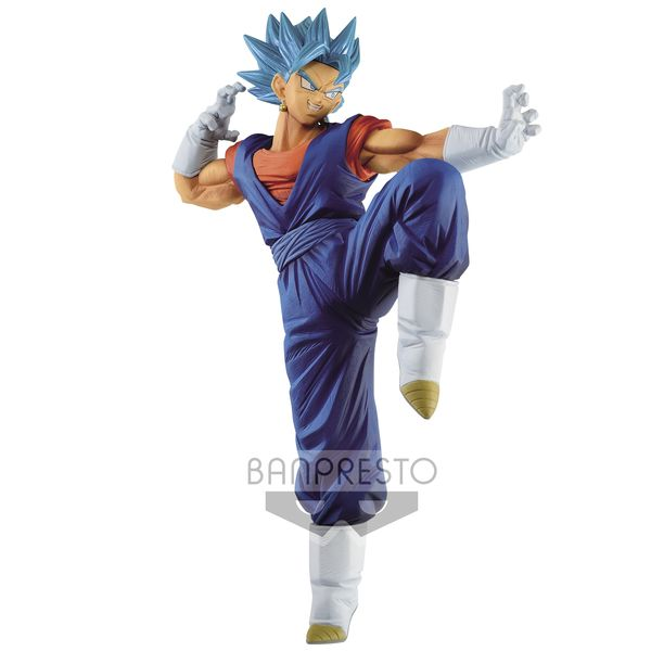 Vegetto SSGSS Figure Dragon Ball Super Son Goku Fes Vol 14