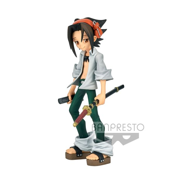 Figura Yoh Asakura Shaman King