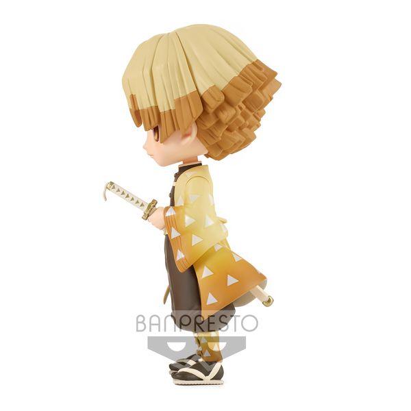Zenitsu Agatsuma II Figure Kimetsu No Yaiba Q Posket Ver B