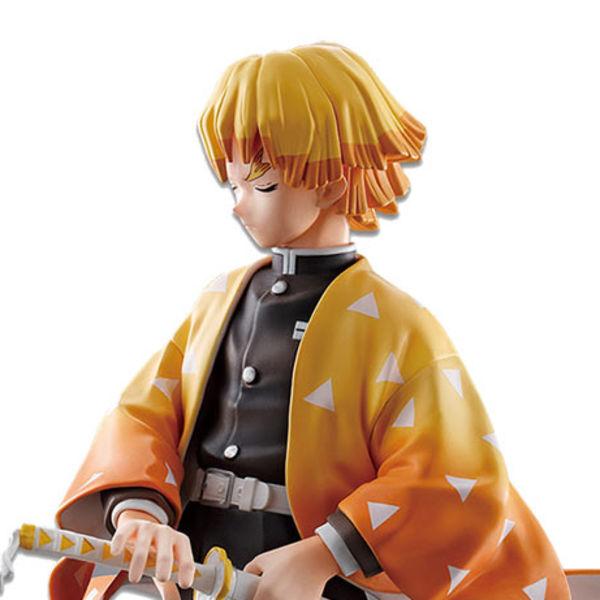Figura Zenitsu Agatsuma Kimetsu No Yaiba The Fourth Ichibansho