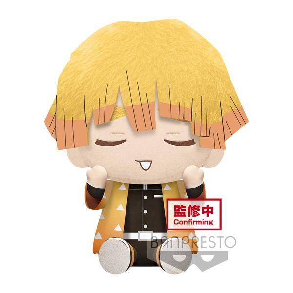 Zenitsu Agatsuma Plush Kimetsu No Yaiba 20 cms