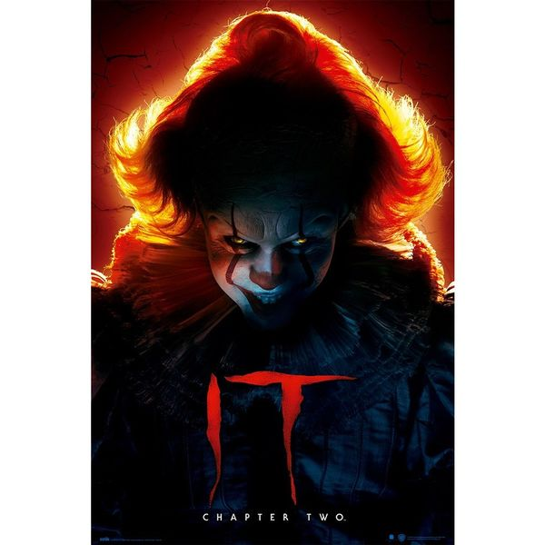 Poster IT Chapter Two 91,5 x 61 cms