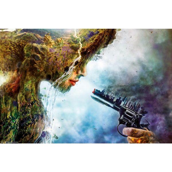Poster Mario Sanchez Nevado Betrayal 91,5 x 61 cms