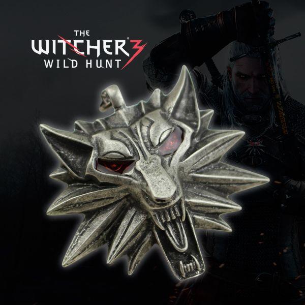 Colgante The Witcher