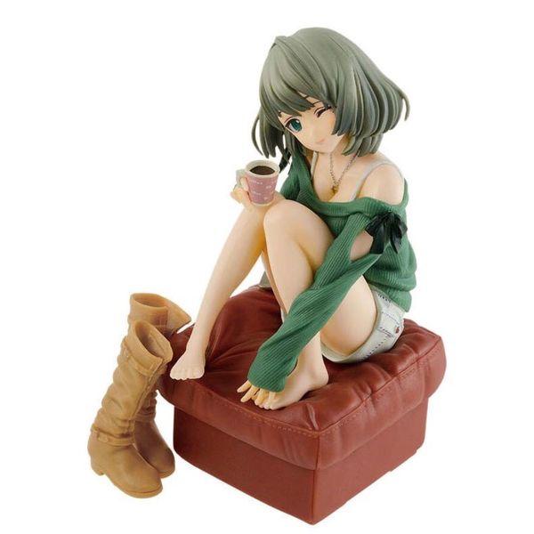 Figura The IdolMaster Takagaki Kaede EXQ Figure