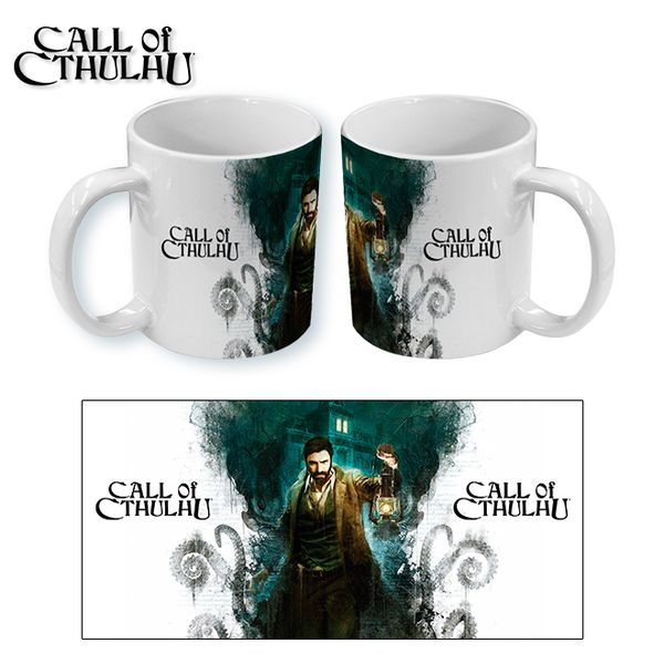 Taza Call of Cthulhu Poster